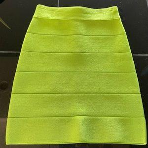 3/$15 Bebe Bodycon Skirt